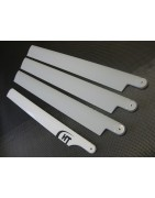 Helitec Scale Blades for 550 size