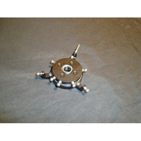 Swashplate CCPM for multi rotor head 600 size