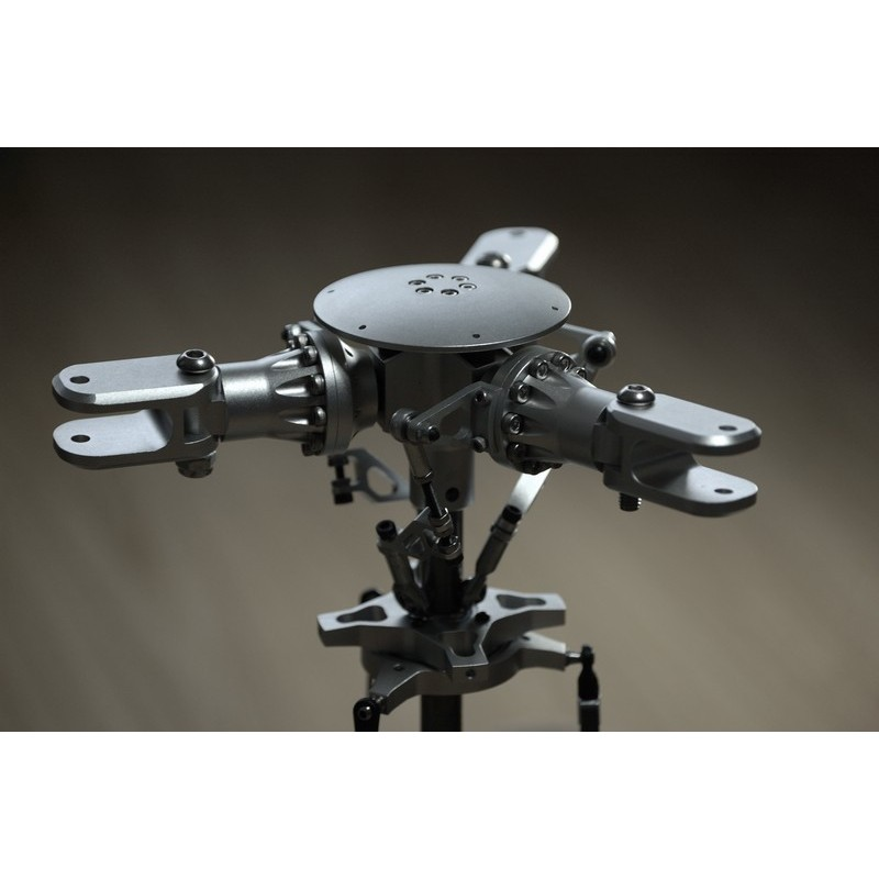 Scale 3 blades rotor head for 700 size