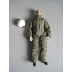 Helicopter scale pilot 1:7...