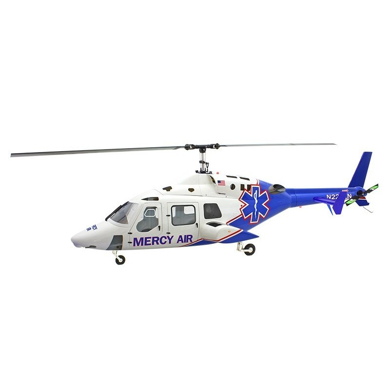 Bell 222 Compactor 800 size Mercy Air