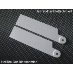 2 Helitec scale tail blades...