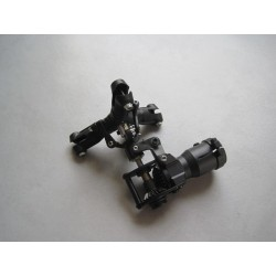 3 Blades Tail Rotor Head set for 550/ 600/ 700 Size