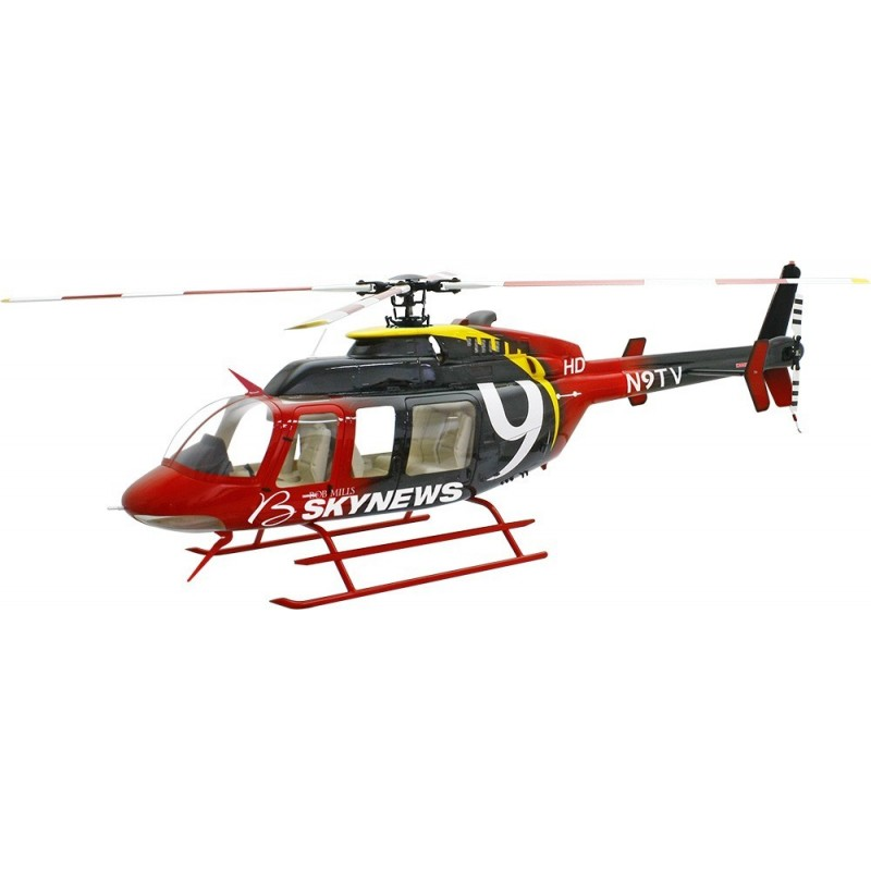 "Bell 407 Compactor ""Sky"" 700 size"