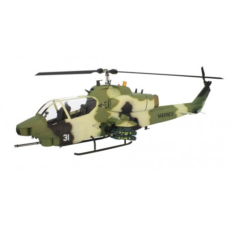"Cobra Bell AH-1W ""Camouflage""  classe 700 Roban Compactor"