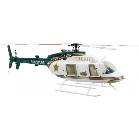"Bell 407 Compactor ""Green"" 700 size"