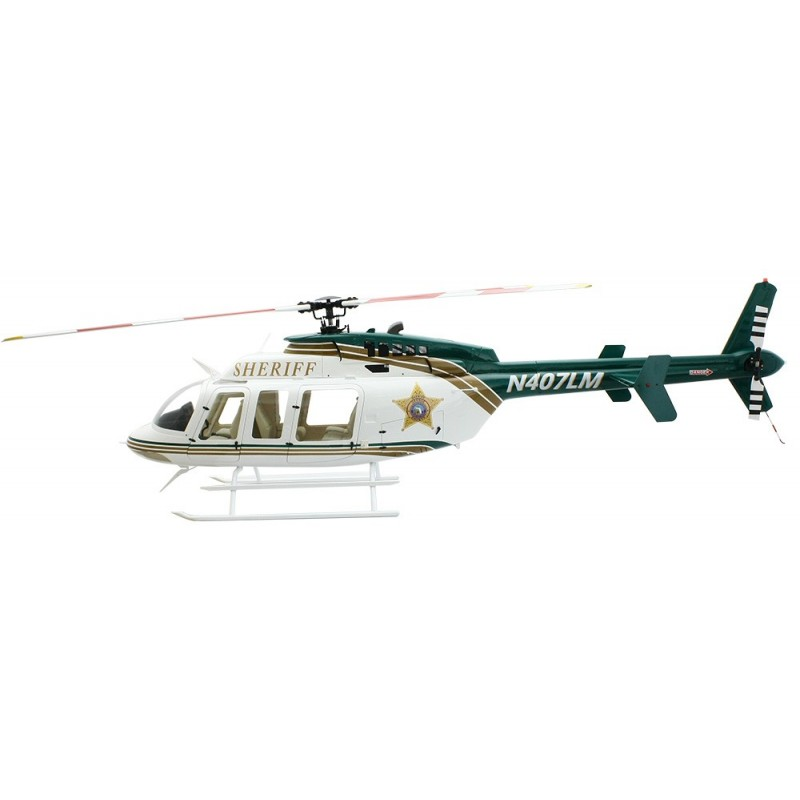 "Bell 407 Compactor ""Sheriff"" 700 size"