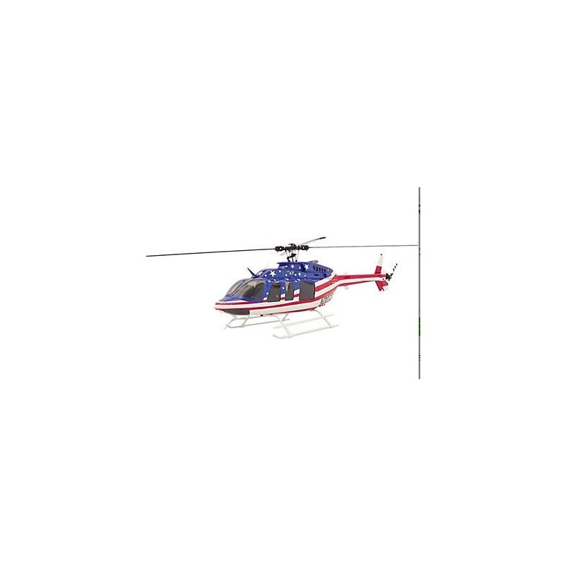"Bell 407  Compactor ""Star Stripes""  470 size"