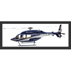 "Bell 429  ""Merci Flight""  700 size (Scale fuselage only)"