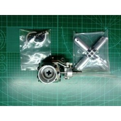 4 Blades Tail Rotor Head set for 550/ 600/ 700 Size