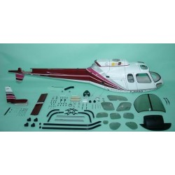 """AS-350 Ecureuil (A-Star) FUNKEY classe 600 """"Rouge"""" Edition Deluxe"""