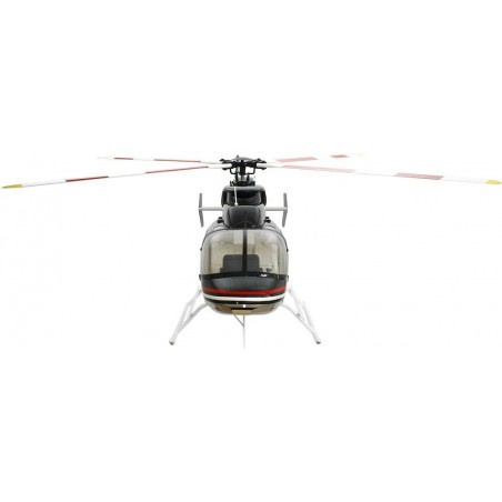 Bell 407 Compactor Black/Red/White 700 size