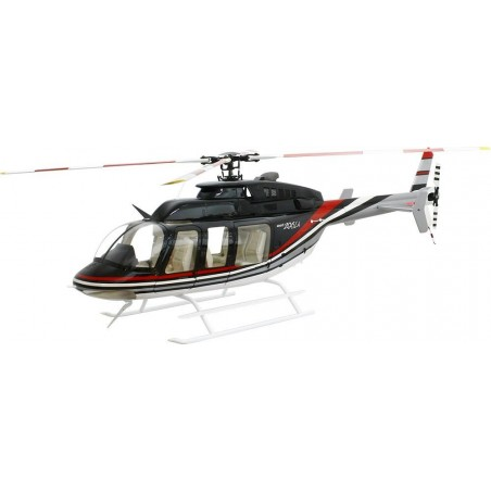 Bell 407 Compactor Black/Red/White SM2.0 700 size