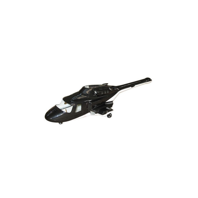 Airwolf black 500 size