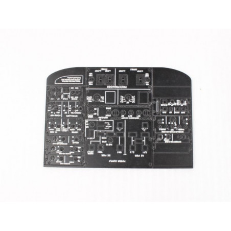 Super puma Top panel kit