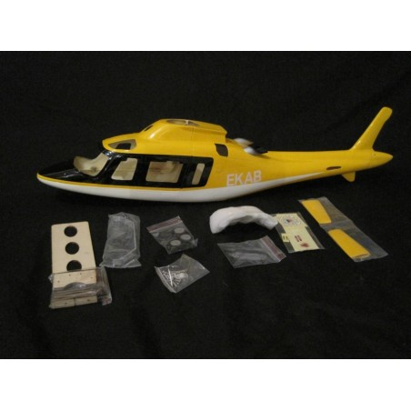 "AGUSTA  A-109 ""YELLOW"" 450 size"