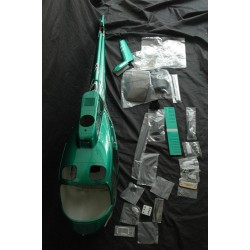 """Ecureuil (A-Star) FUNKEY 600 size """"Silver Green"""" luxuary edition"""