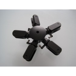 5 blades rotor head 500 size